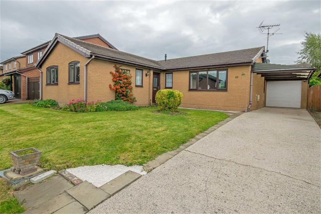 3 Bedrooms Detached Bungalow for sale in Well House Drive, Penymynydd, Chester, Flintshire