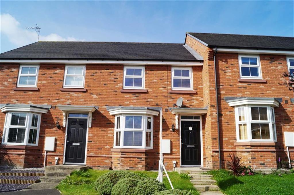 3 Bedrooms Terraced House for sale in Greenfields Lane, Malpas, SY14