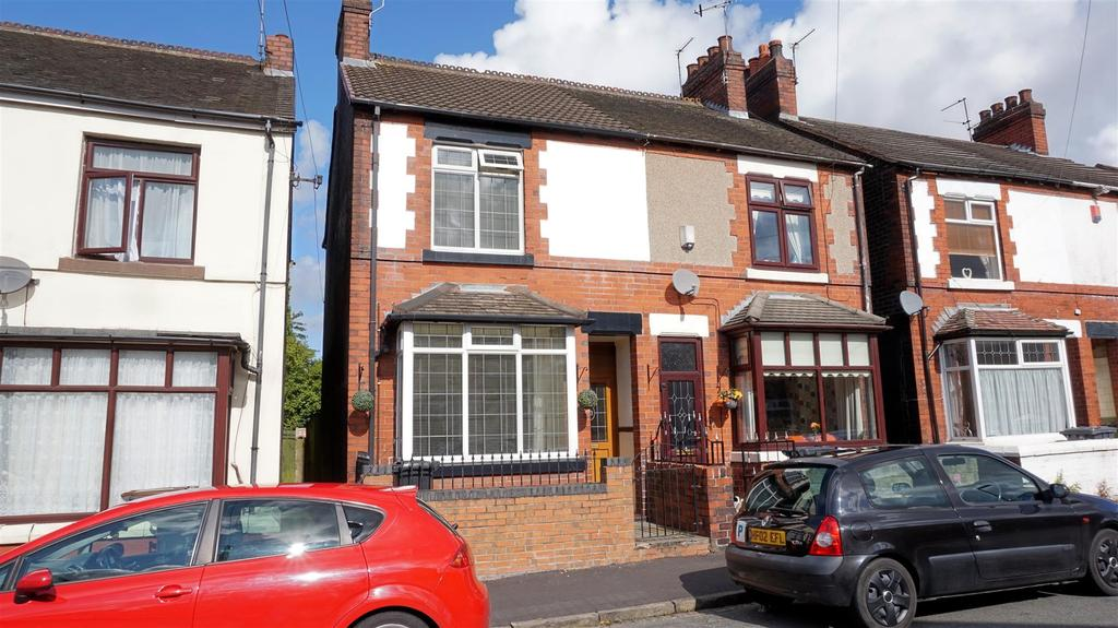 3 Bedrooms Semi Detached House for sale in Catherine Street, May Bank, Newcastle