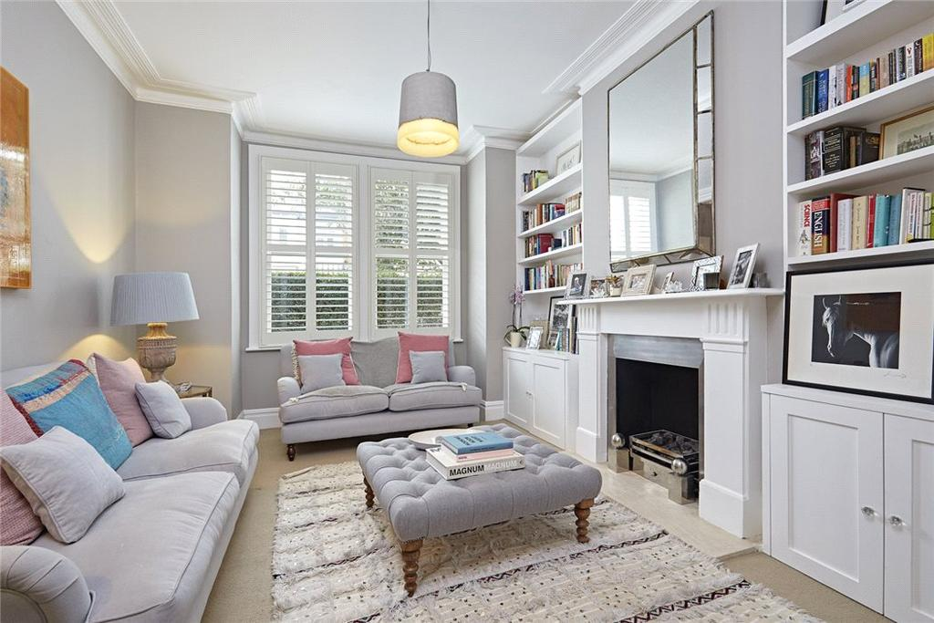 6 Bedrooms Terraced House for sale in Ringmer Avenue, London, SW6