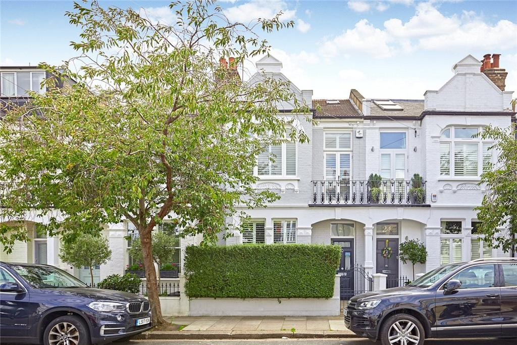 6 Bedrooms Terraced House for sale in Ringmer Avenue, Fulham, London, SW6