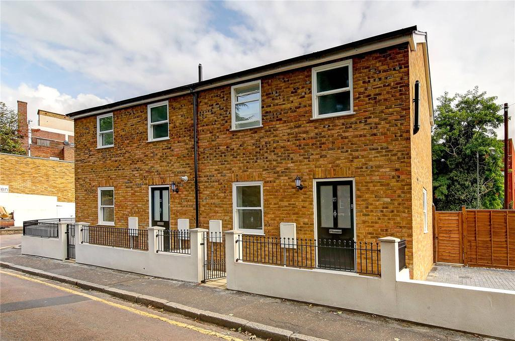 2 Bedrooms House for sale in Holly Road, Twickenham, TW1