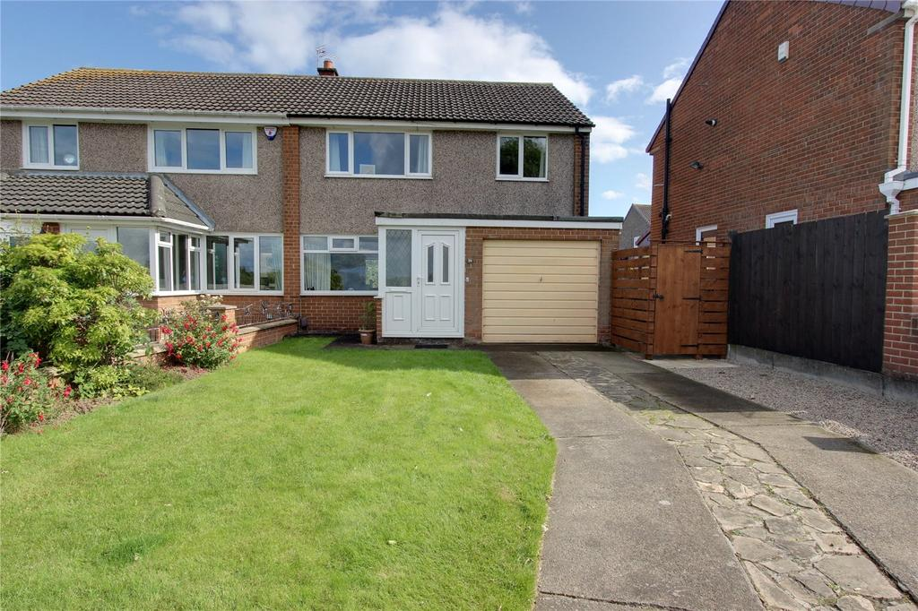 3 Bedrooms Semi Detached House for sale in Newfield Crescent, Acklam