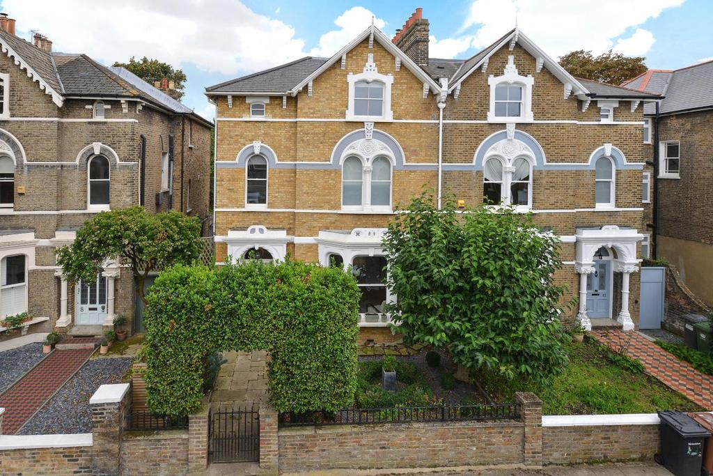 6 Bedrooms Semi Detached House for sale in Avon Road, Brockley