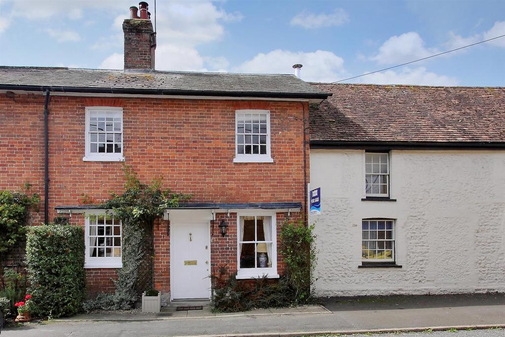 2 Bedrooms Terraced House for sale in Church Street, Hurstbourne Tarrant SP11