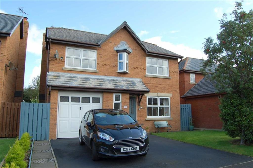 4 Bedrooms Detached House for sale in The Cloisters, Rhos On Sea, Colwyn Bay