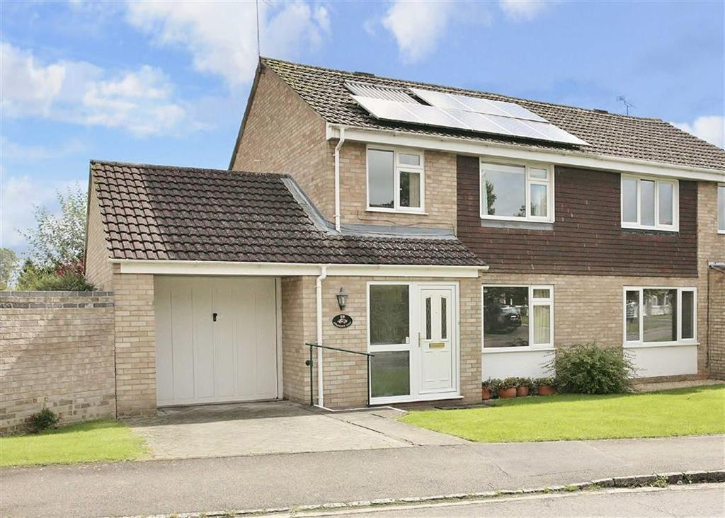 3 Bedrooms Semi Detached House for sale in Colegrave Road, Bloxham