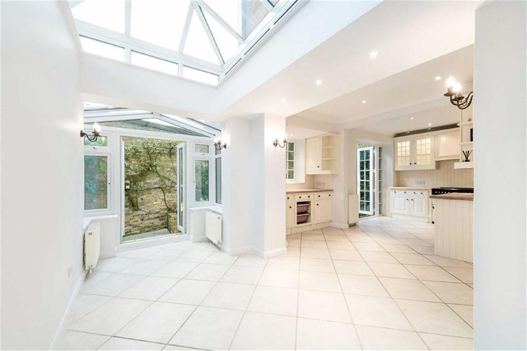 4 Bedrooms House for rent in Belsize Road, Swiss Cottage, London, NW6