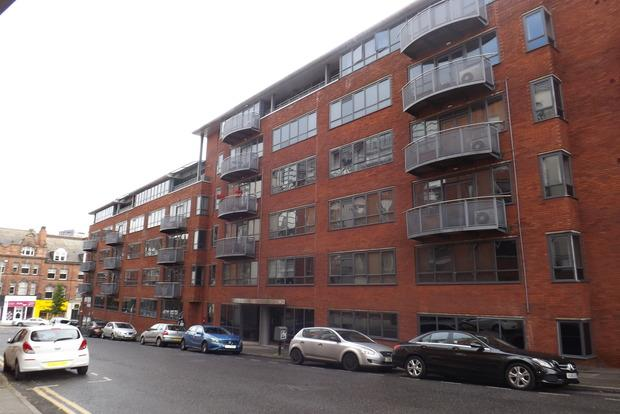 2 Bedrooms Apartment Flat for sale in Apartment 217, Parkgate, Nottingham, NG1