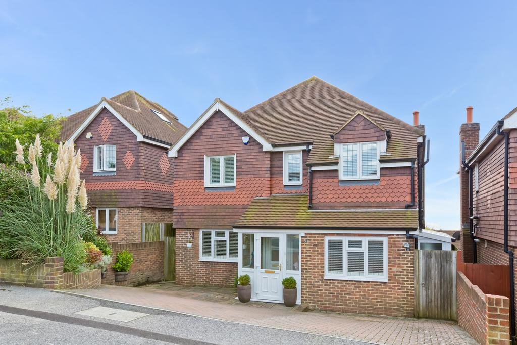 4 Bedrooms Detached House for sale in Queen Victoria Avenue, Hove BN3
