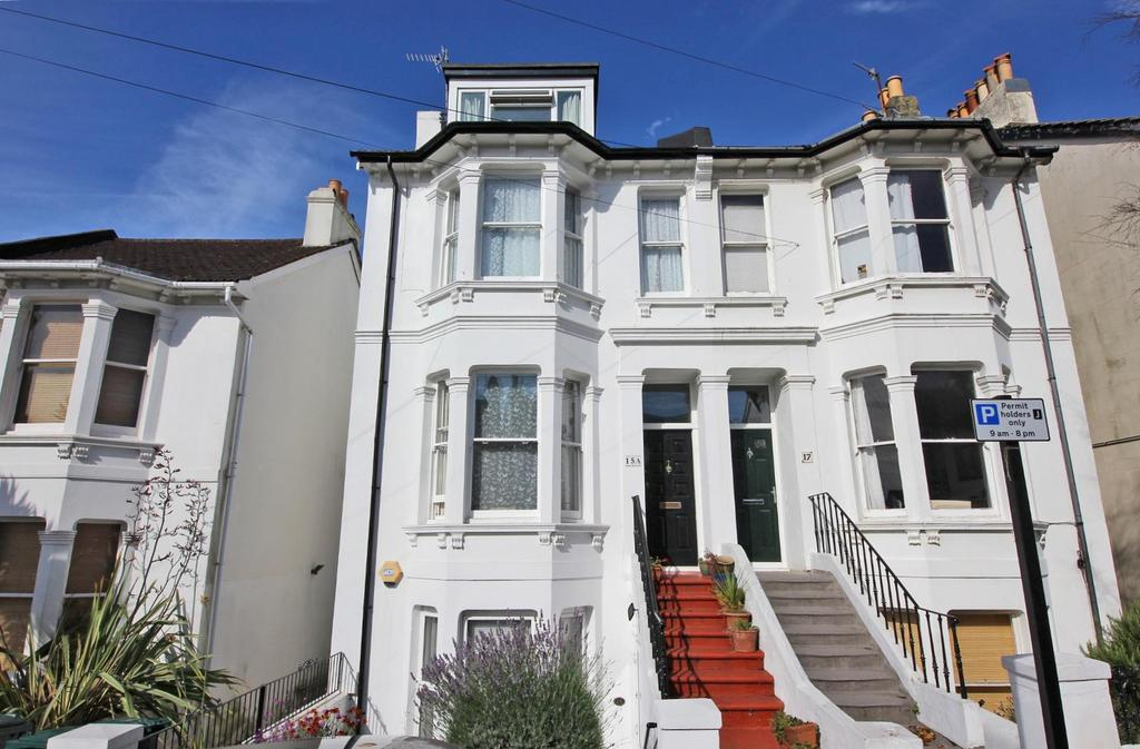 2 Bedrooms Maisonette Flat for sale in Havelock Road BN1