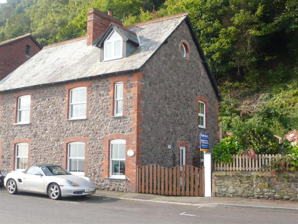 4 Bedrooms Semi Detached House for sale in Quay West, Minehead TA24