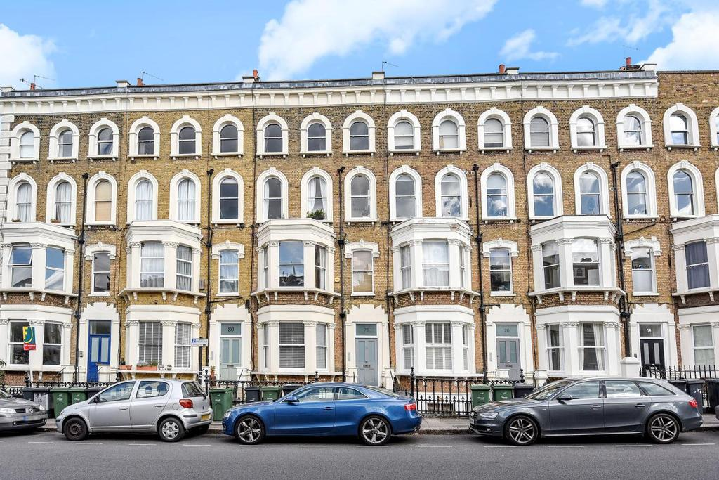 2 Bedrooms Flat for sale in The Chase, Clapham