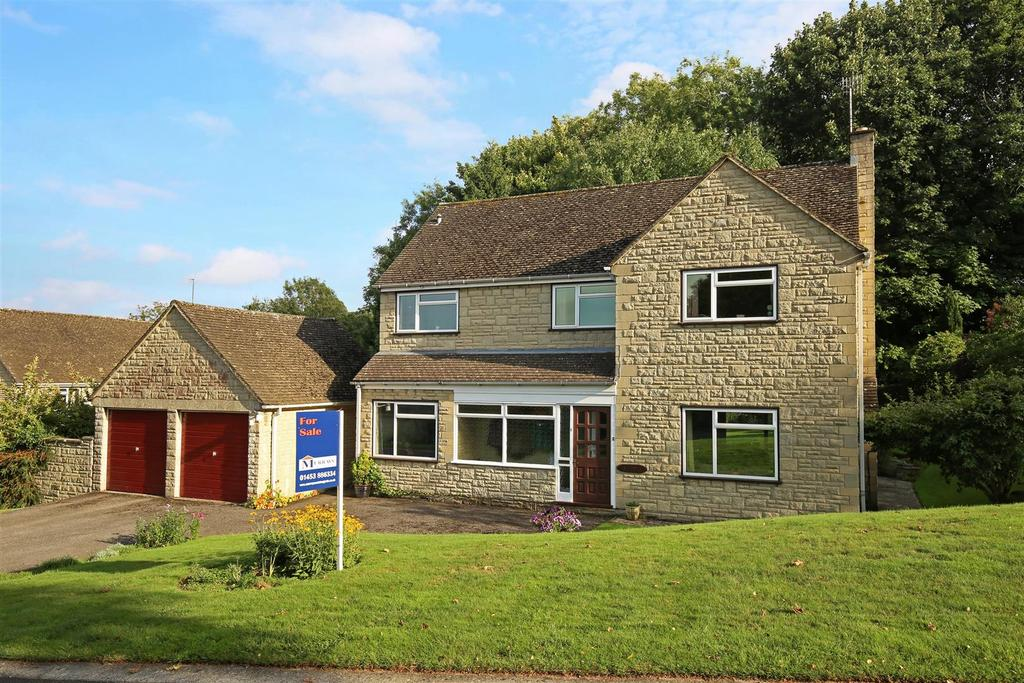 4 Bedrooms Detached House for sale in Bownham Park, Rodborough Common, Stroud