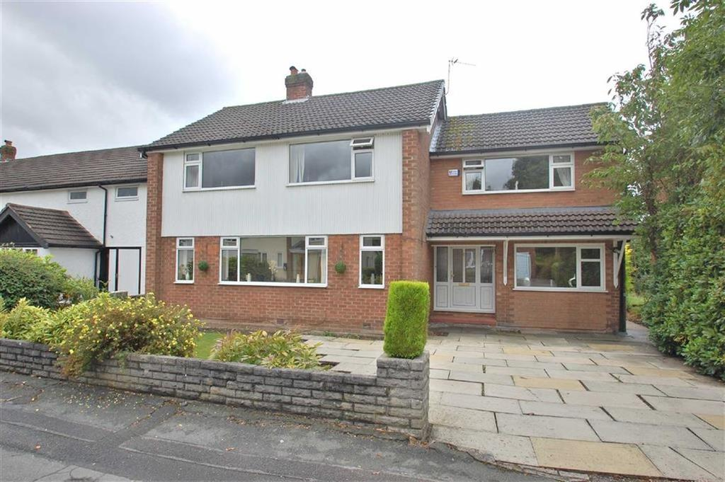 4 Bedrooms Detached House for sale in Exeter Close, Cheadle Hulme, Cheshire