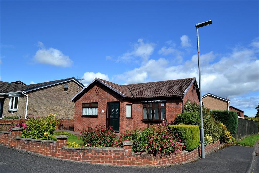 3 Bedrooms Detached Bungalow for sale in Cavendish Court, Ferryhill