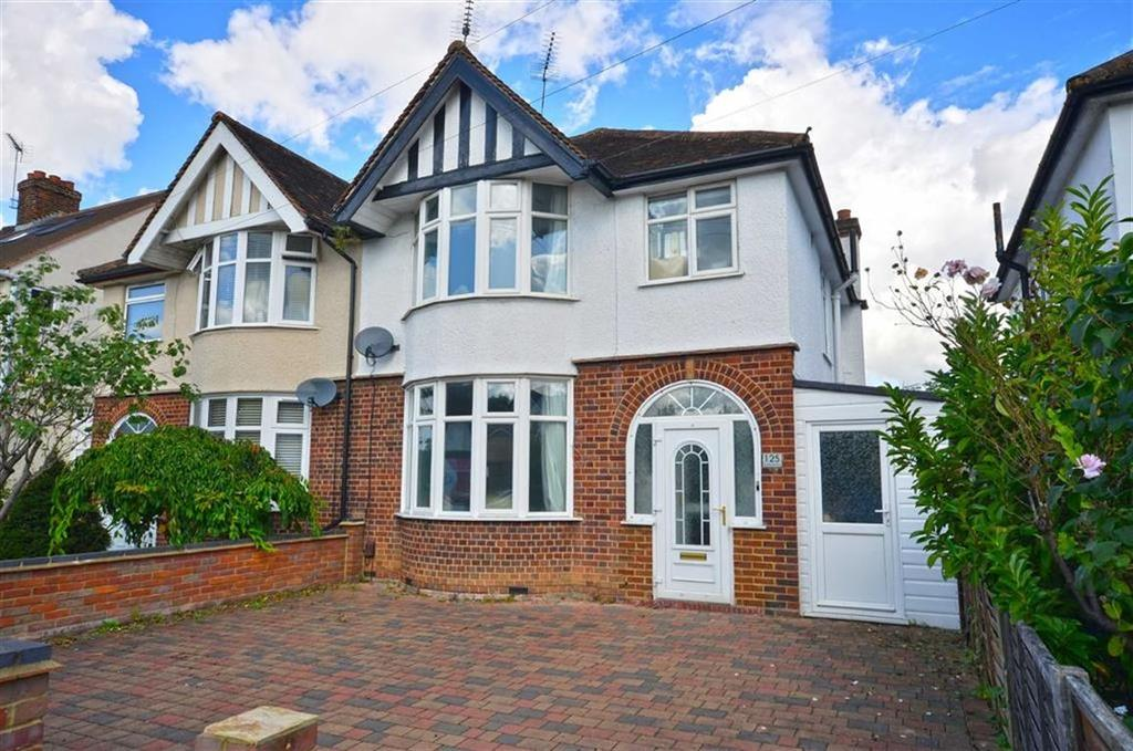 3 Bedrooms Semi Detached House for sale in Watford Road, Croxley Green, Hertfordshire