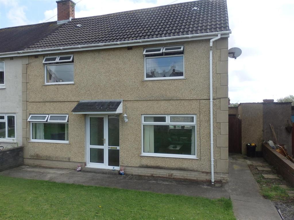 3 Bedrooms Semi Detached House for sale in Tir Capel, Llanelli