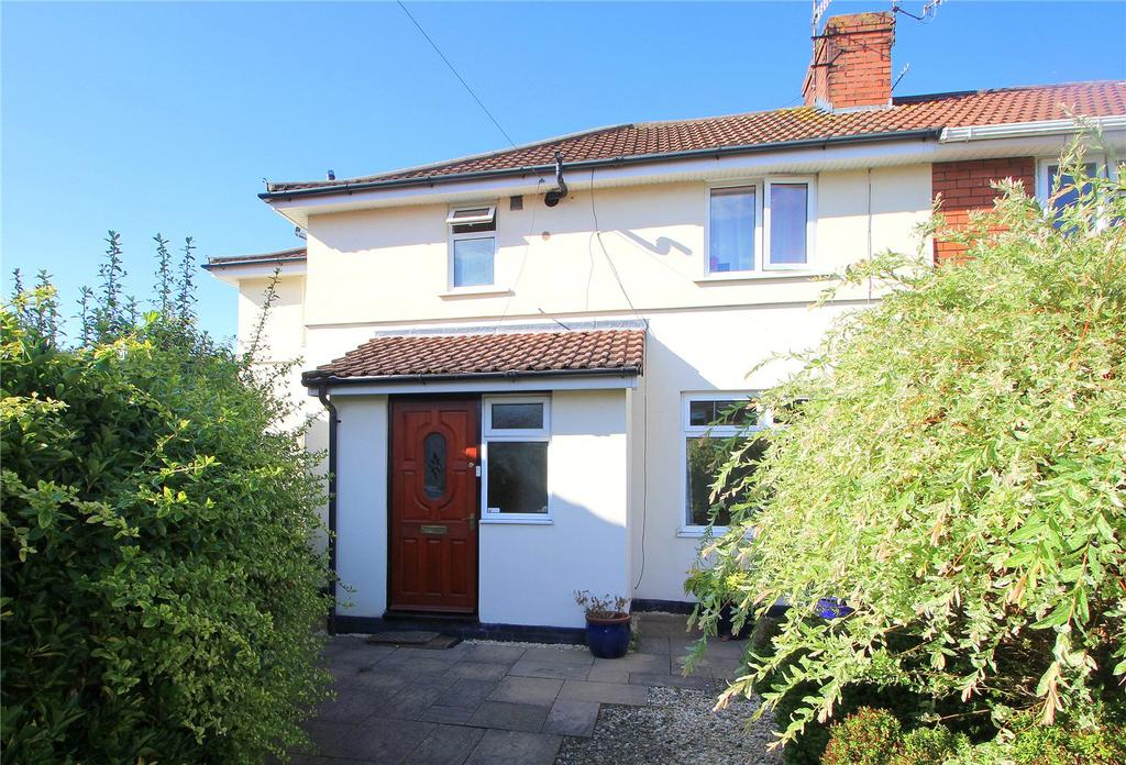 4 Bedrooms Semi Detached House for sale in Hardy Avenue, Ashton, BRISTOL, BS3