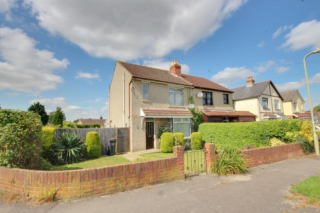 3 Bedrooms Semi Detached House for sale in WIDLEY