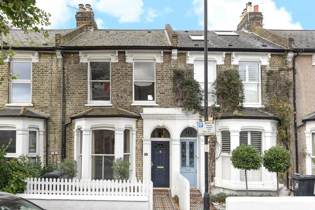 3 Bedrooms Terraced House for sale in Mansell Road, Acton