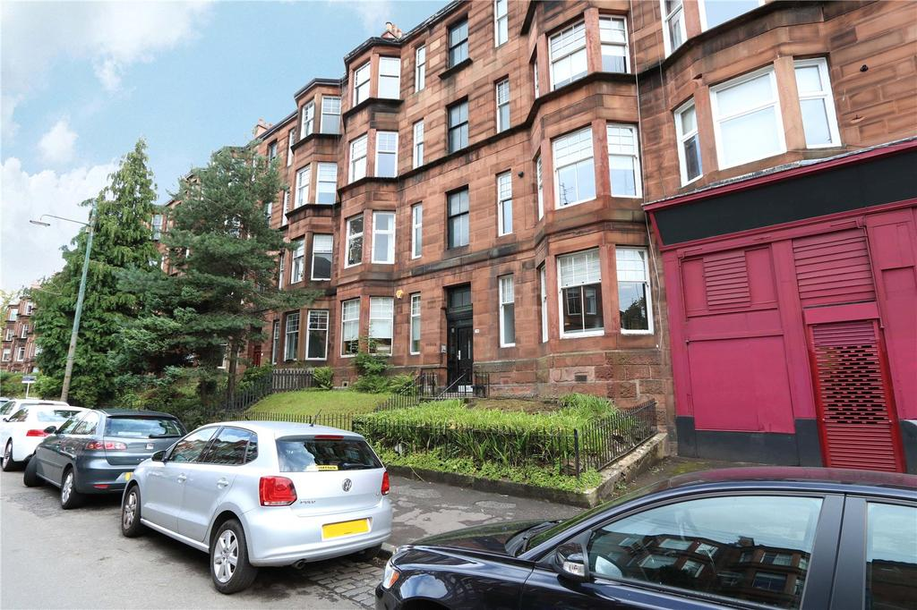 2 Bedrooms Apartment Flat for sale in 0/2, Dudley Drive, Hyndland, Glasgow