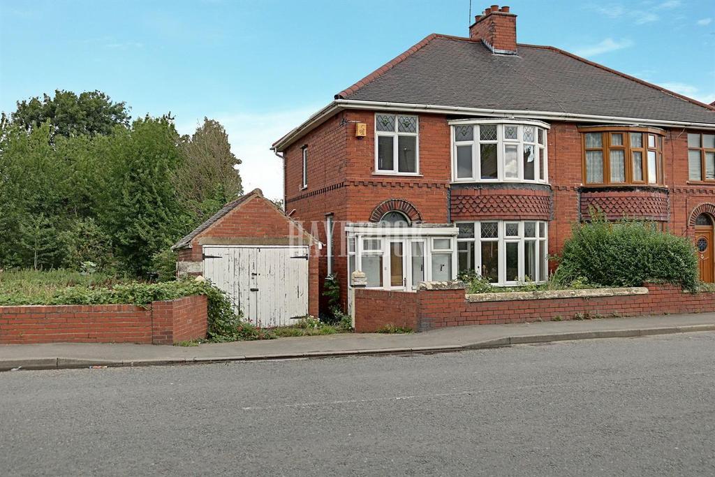 3 Bedrooms Semi Detached House for sale in Sheffield Road, Killamarsh