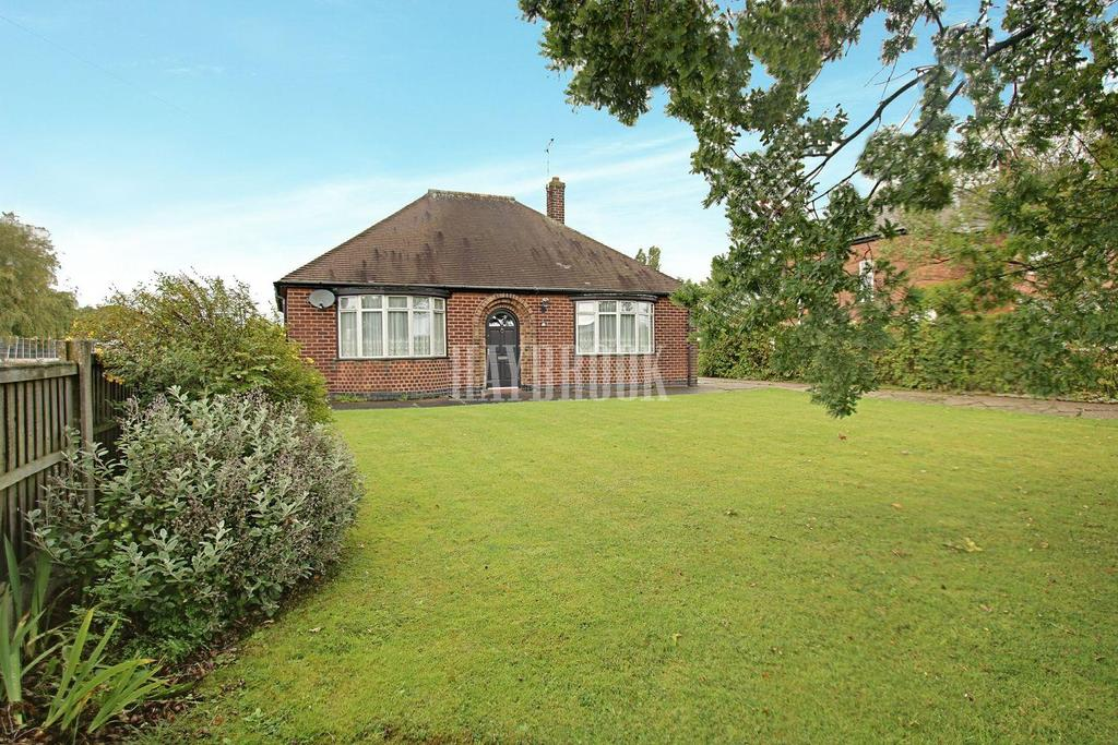 2 Bedrooms Bungalow for sale in Chesterfield Road, Barlborough