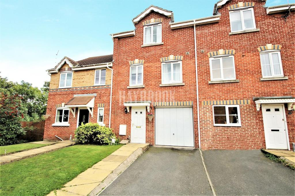 3 Bedrooms Terraced House for sale in Hawthorne Drive, Bolton upon Dearne