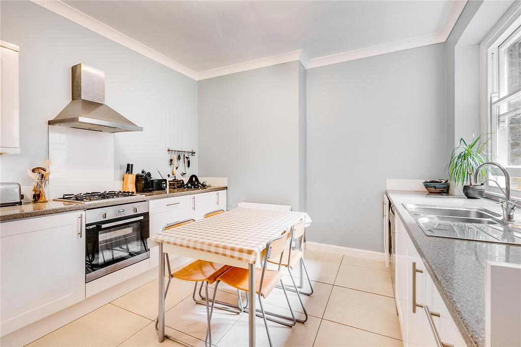 2 Bedrooms Flat for sale in Churchfield Mansions, 321-345 New Kings Road, Parsons Green, London