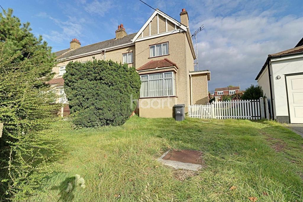 3 Bedrooms End Of Terrace House for sale in Down Hall Road, Rayleigh