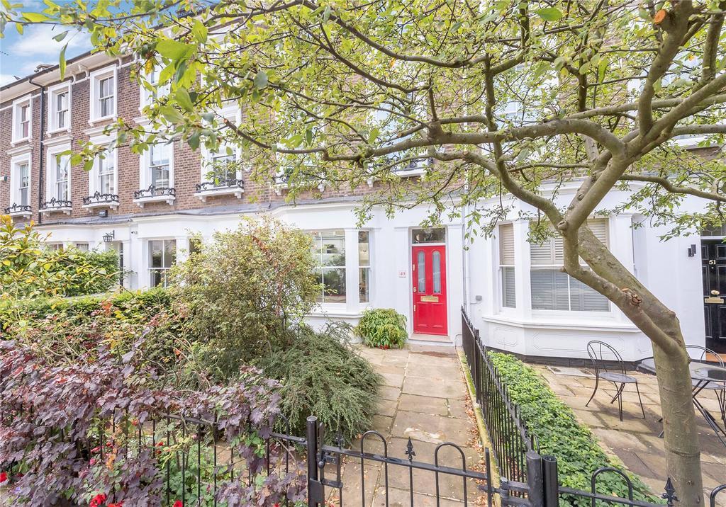 3 Bedrooms Terraced House for sale in Ladbroke Road, Notting Hill, London