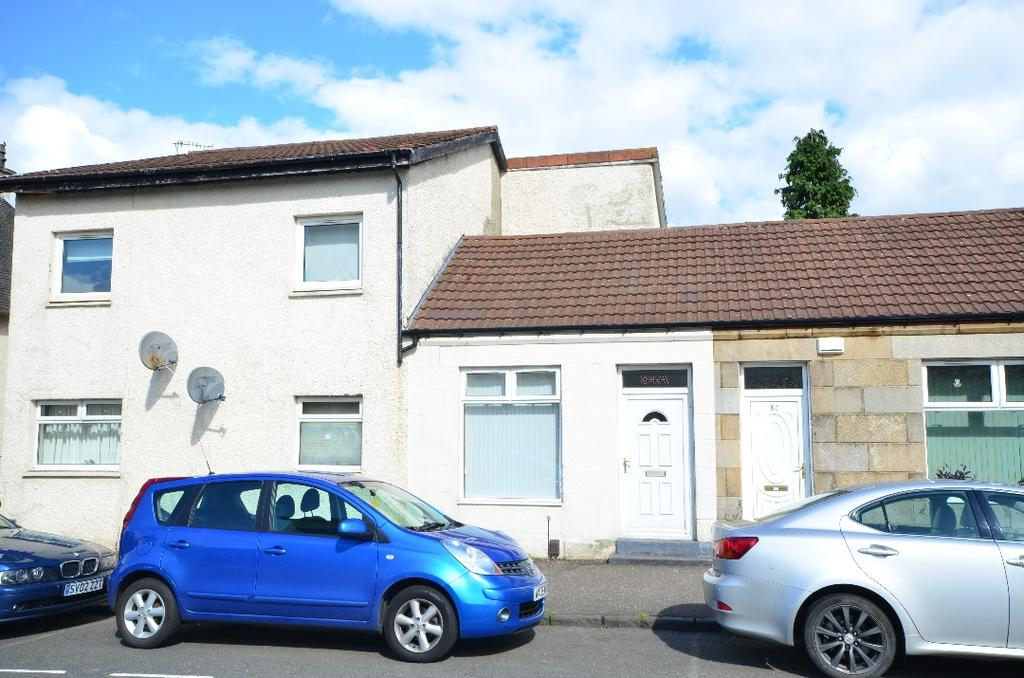 1 Bedroom Terraced House for sale in Calder Street, Blantyre, South Lanarkshire, G72 0AX