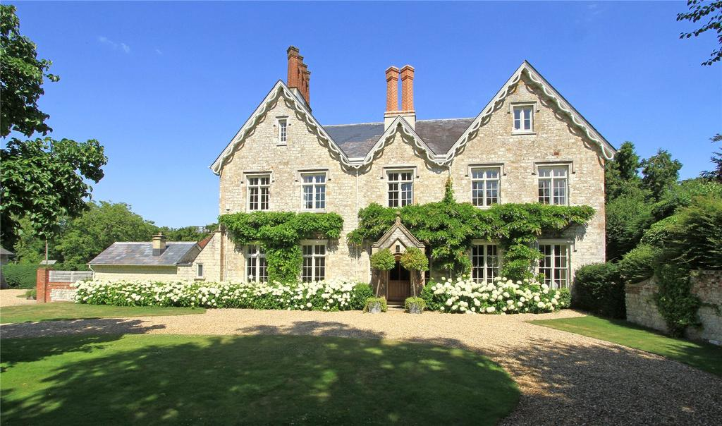 8 Bedrooms Detached House for sale in The Old Vicarage, Selborne, Alton, Hampshire, GU34