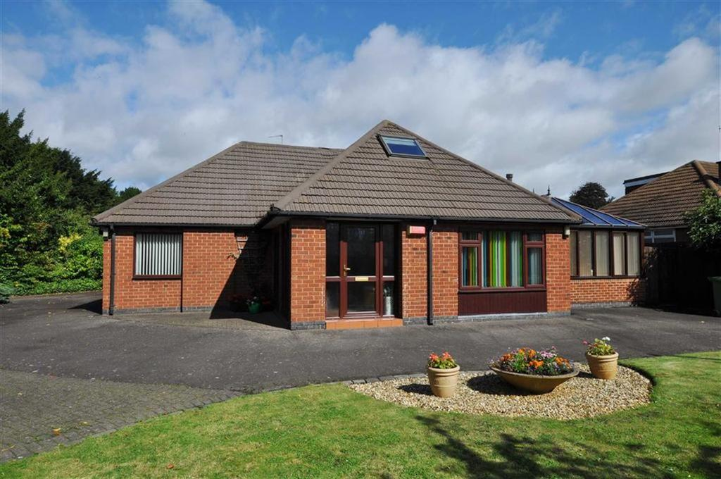 4 Bedrooms Detached Bungalow for sale in Cubbington Road, Leamington Spa