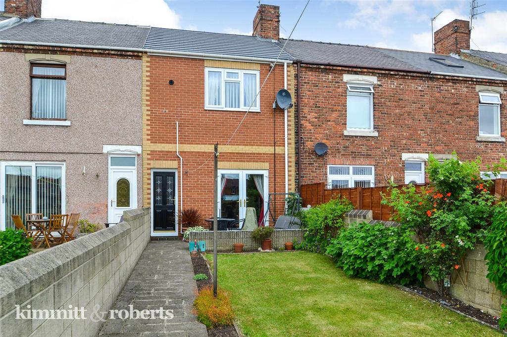 3 Bedrooms Terraced House for sale in Milbank Terrace, Shotton, Co.Durham, DH6
