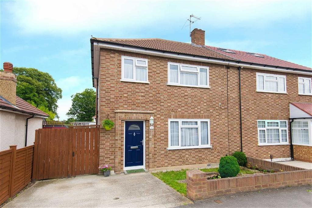 3 Bedrooms Semi Detached House for sale in Oak Grove, Eastcote, Middlesex