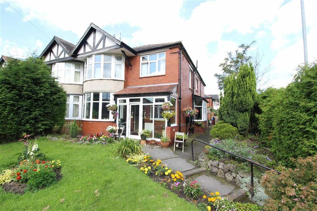 4 Bedrooms Semi Detached House for sale in Edge Lane, Chorlton