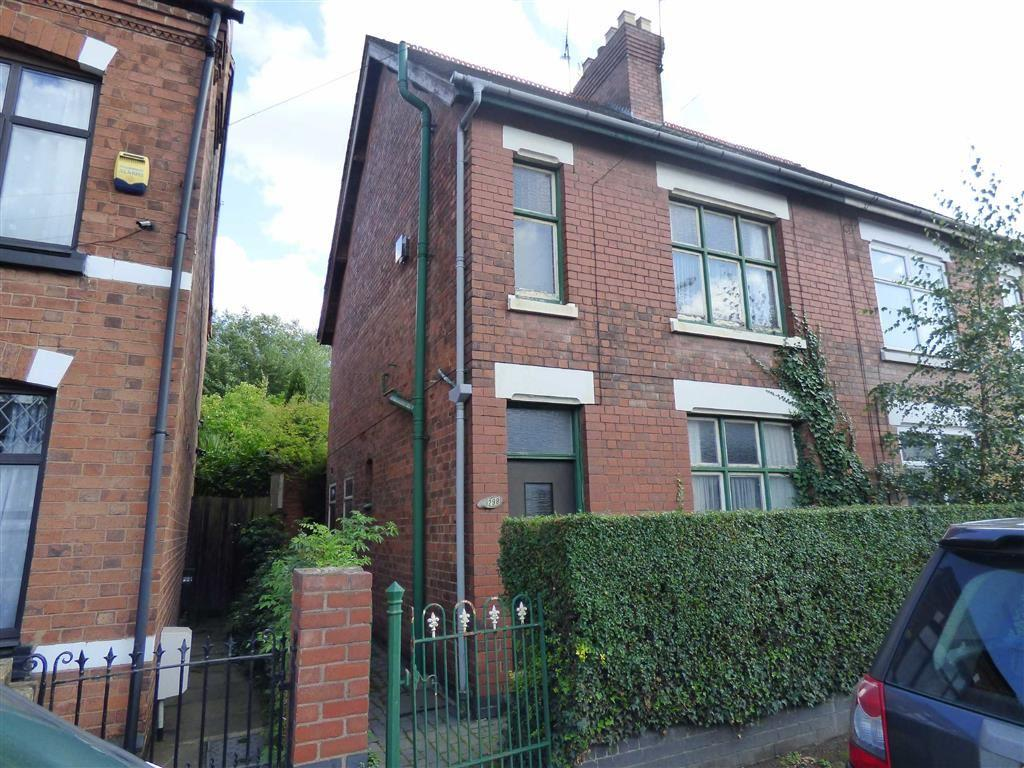 3 Bedrooms Semi Detached House for sale in Bedworth Road, Coventry