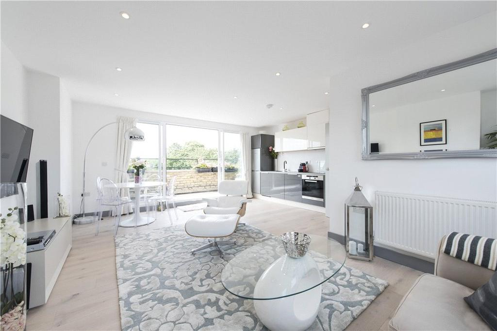 2 Bedrooms Flat for sale in Fulham Palace Road, London, SW6