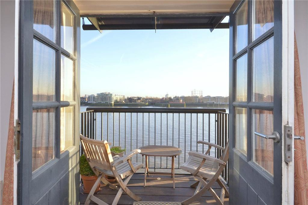 1 Bedroom Flat for sale in Merchant Court, 61 Wapping Wall, Wapping, London, E1W