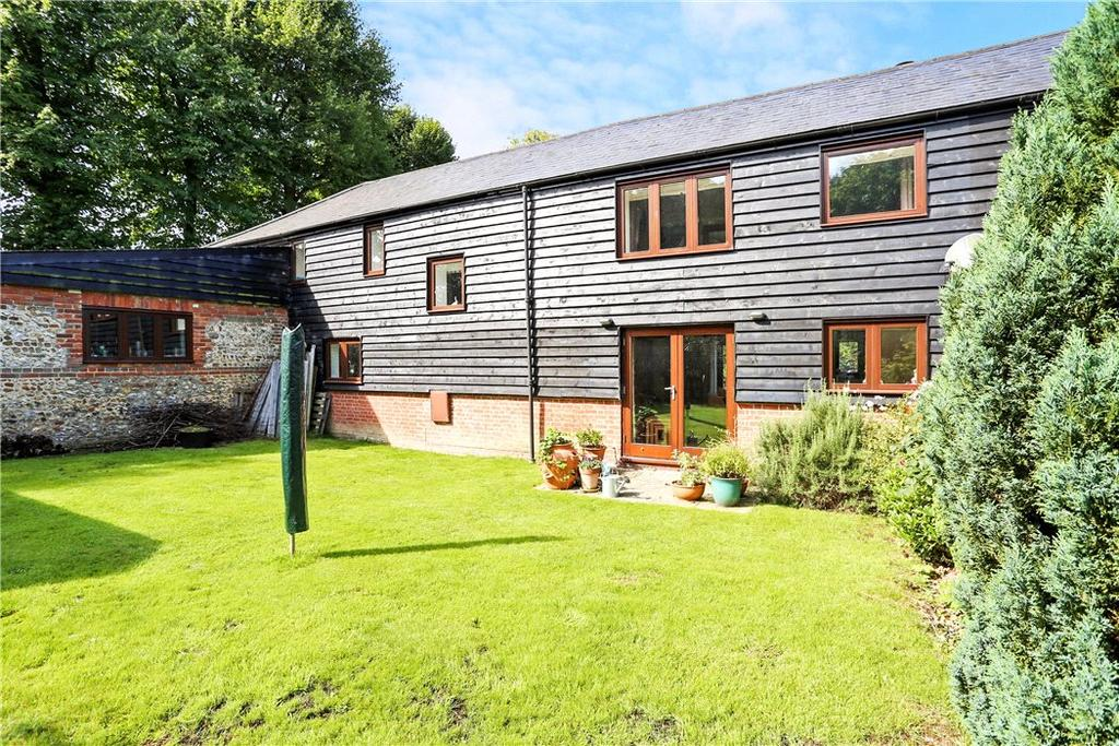 3 Bedrooms Semi Detached House for sale in Parkhill Barns, Parkhill, Larkwhistle Farm Road, Winchester, SO21