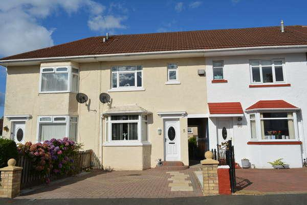 4 Bedrooms Terraced House for sale in 5 Bents Road, Baillieston, Glasgow, G69 6QX