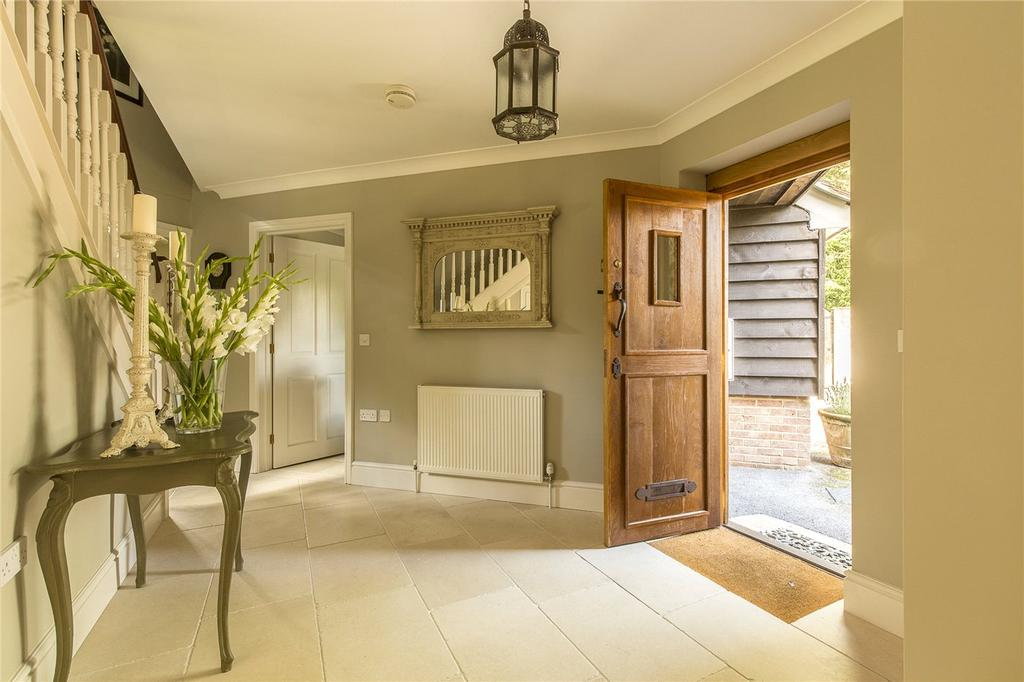 4 Bedrooms Detached House for sale in Church Street, Bowerchalke, Salisbury, Wiltshire, SP5
