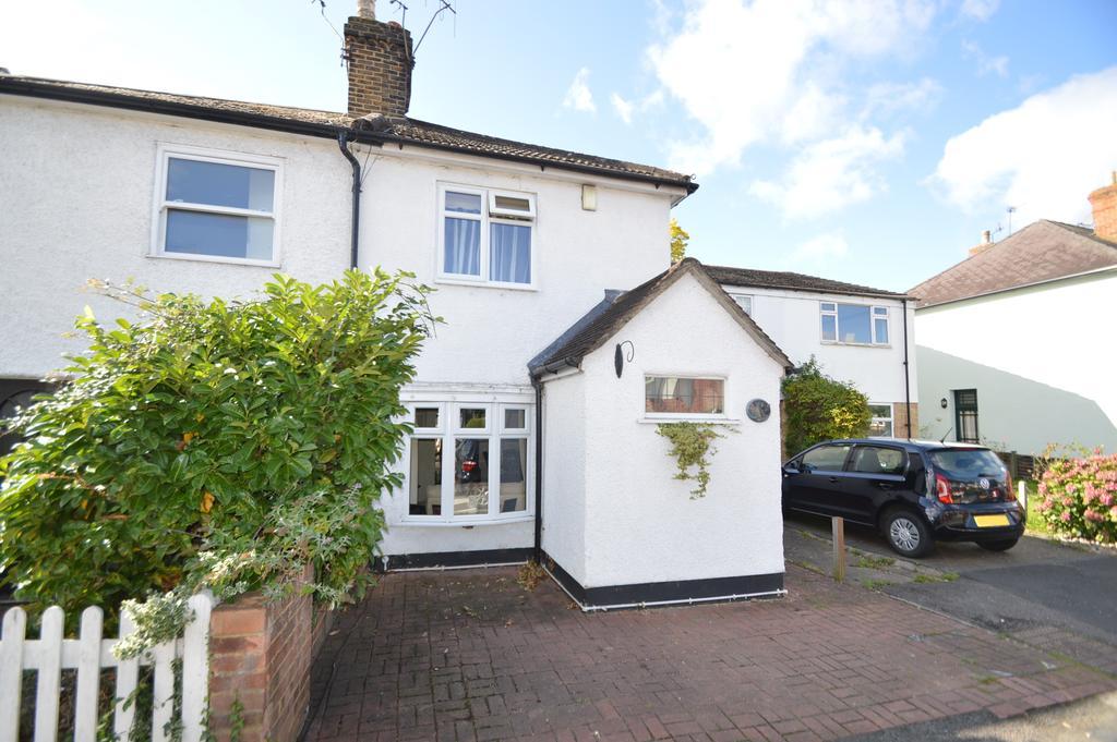 2 Bedrooms Cottage House for sale in Hersham Road, HERSHAM KT12