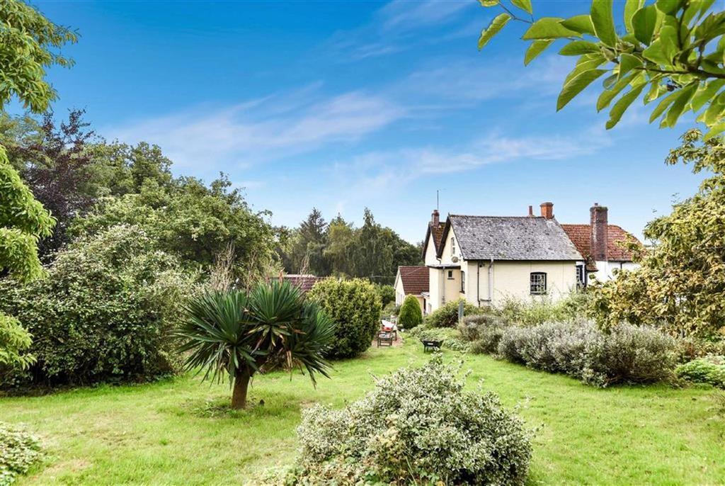 5 Bedrooms Semi Detached House for sale in West Beer, Cheriton Bishop, Exeter, Devon, EX6
