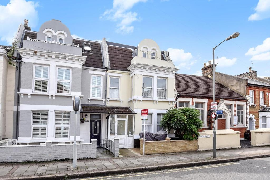 2 Bedrooms Maisonette Flat for sale in Longley Road, Tooting