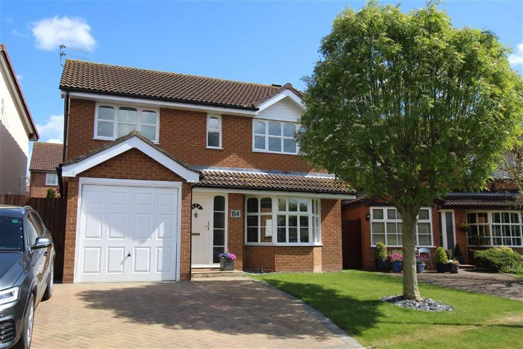 4 Bedrooms Detached House for sale in 84, Stuart Road, Brackley