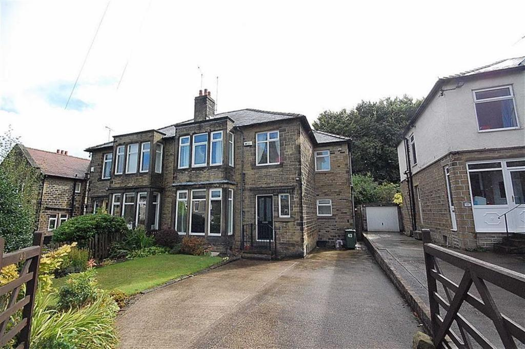 4 Bedrooms Semi Detached House for sale in Longley Road, Almondbury, Huddersfield, HD5