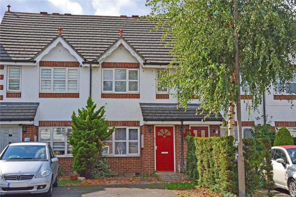 3 Bedrooms Terraced House for sale in Tunnel Avenue, Greenwich, London, SE10